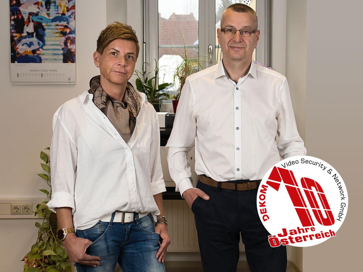 Wir gratulieren Frau Natascha Köldorfer und Herrn Michael Stix …