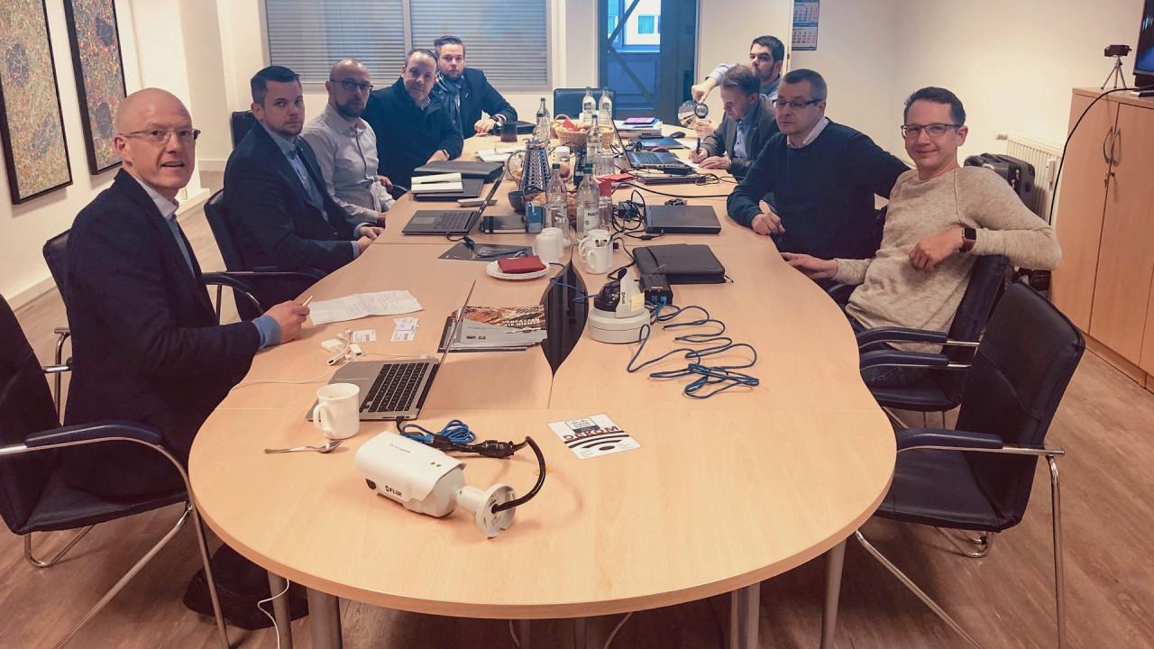 DEKOM Video Security & Network Kick-off-Vertriebsmeeting 2019